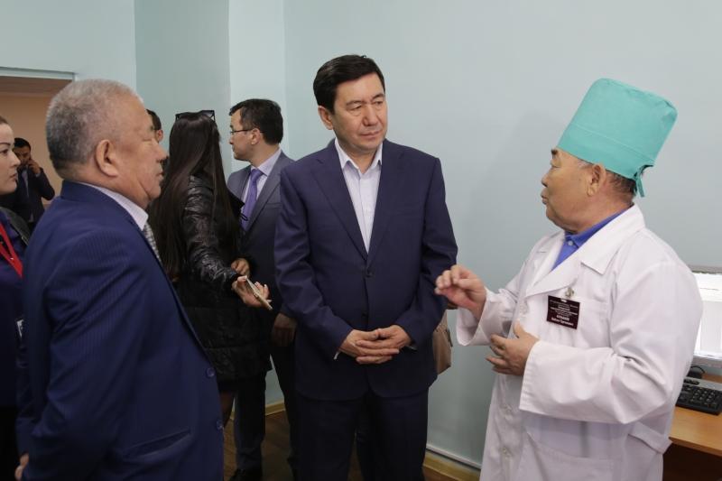 Нейрореабилитационные центры открыли в Жезказгане