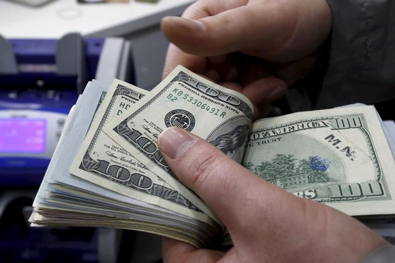 今日美元兑坚戈终盘汇率1:346.98