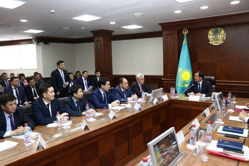 В Атырау обсудили развитие агропромышленного комплекса региона