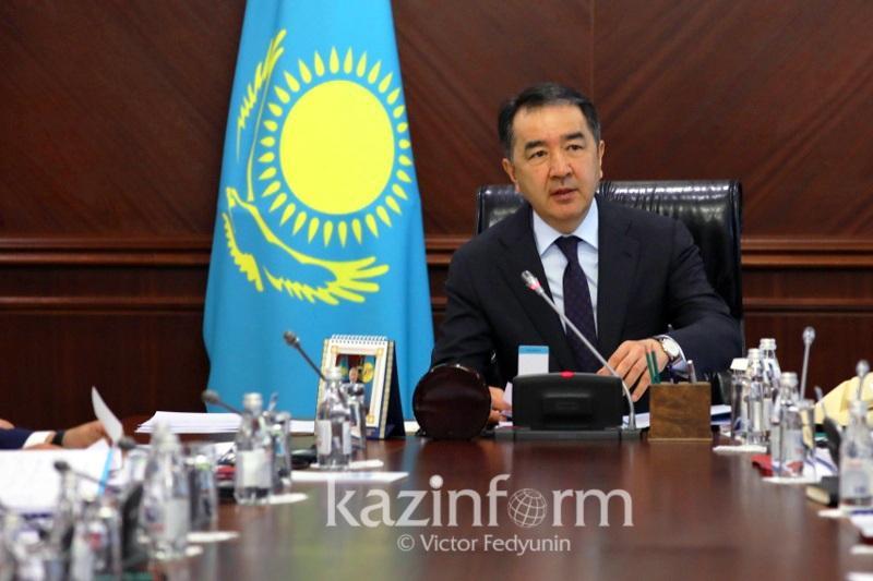 Премьер-Министр потребовал от Елжана Биртанова разъяснения ситуации по менингиту
