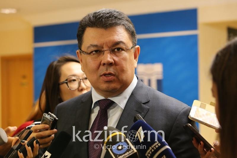 Қанат Бозымбаев өзінің орынбасарының ұсталуына қатысты пікір білдірді
