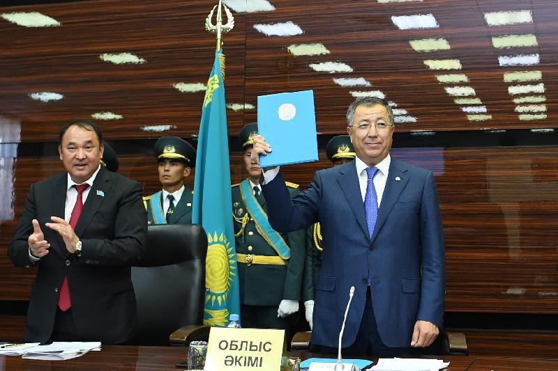 Туркестан может стать центром Южно-Казахстанской области