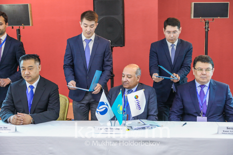 EBRD to fund solar plant construction in Karaganda