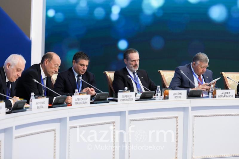 Президент представил новых членов Совета иностранных инвесторов
