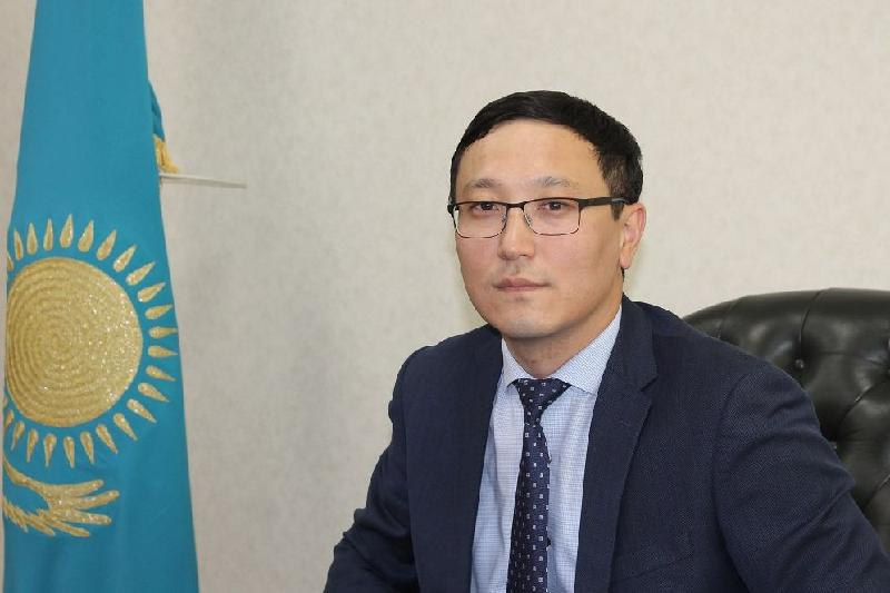 Kazakh Vice Minister of Finance appointed