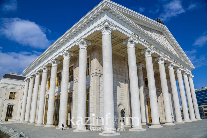 «Астана Опера» сахнасында танымал ресейлік музыканттар өнер көрсетеді
