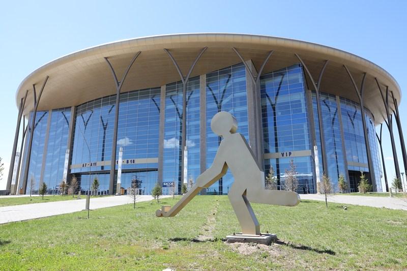 «Barys-Arena» - hokkeıden Álem chempıonaty ótetin muz aıdyny