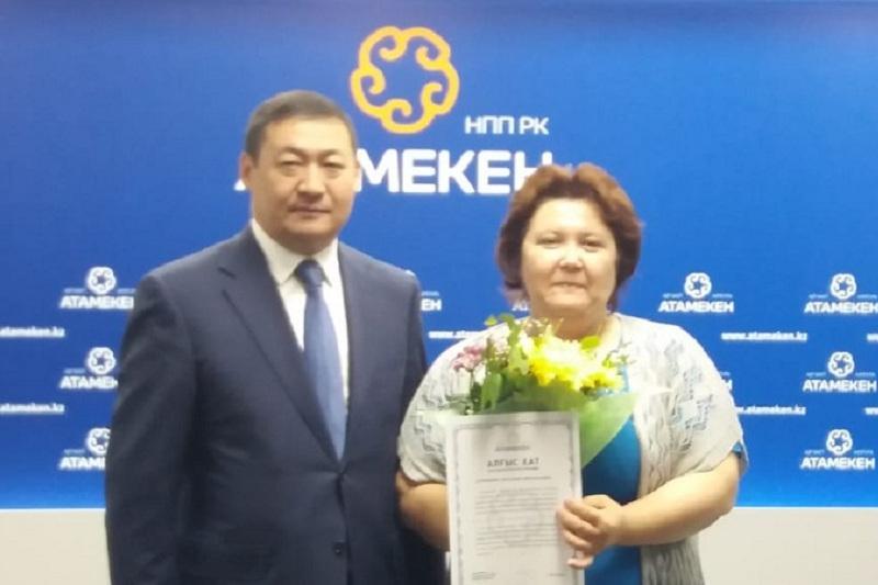 Наталья Кузнецова: Легкая промышленность может стать одной из важнейших отраслей РК