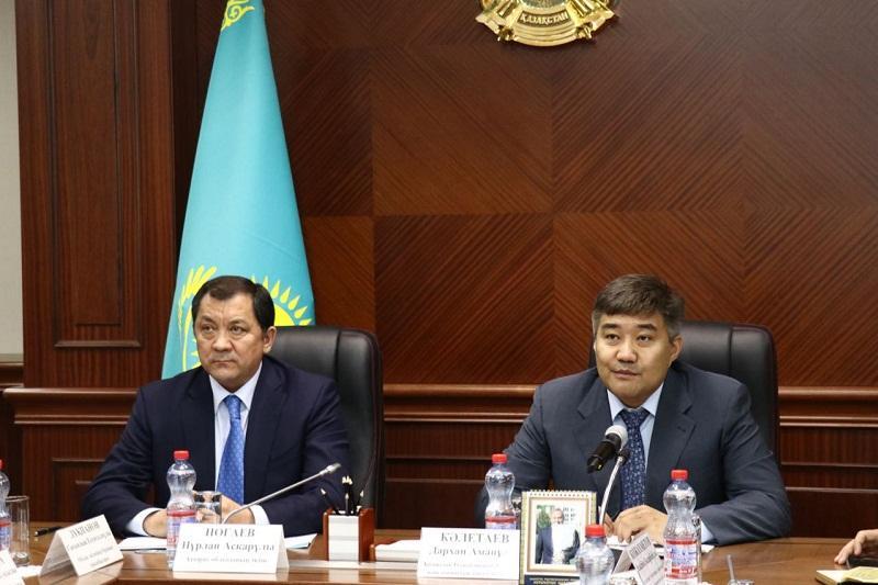 Вопросы взаимодействия государства и гражданского сектора обсудили в Атырау