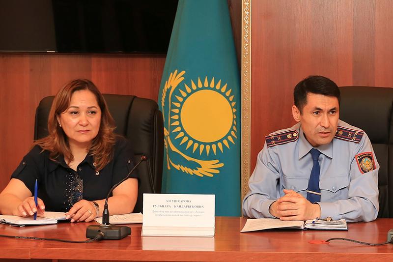 Астанада 40 қылмыстық іс тараптардың тіл табысуына байланысты тоқтатылды