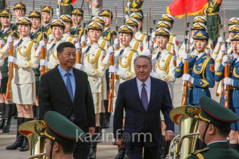 Сотрудничество с Китаем позволит увеличить производство авто - Нурсултан Назарбаев