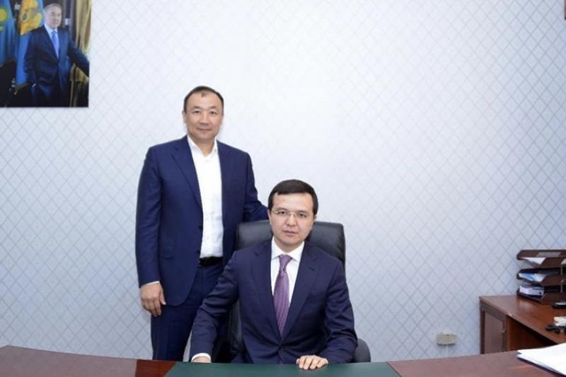 Назначен новый руководитель аппарата акимата Шымкента