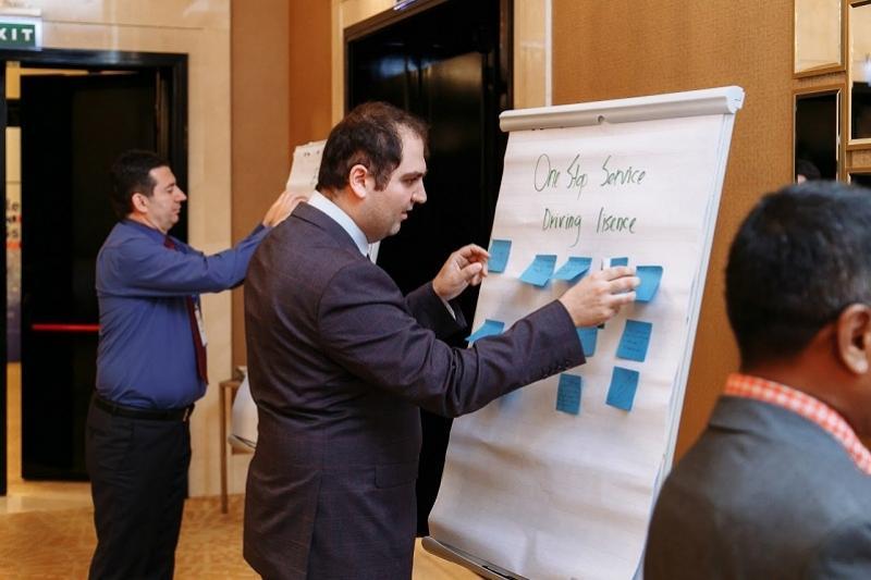电子政务联盟在阿斯塔纳枢纽建立