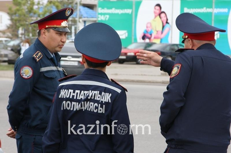 Полиция Алматы разыскивает не пропустившего «скорую помощь» водителя