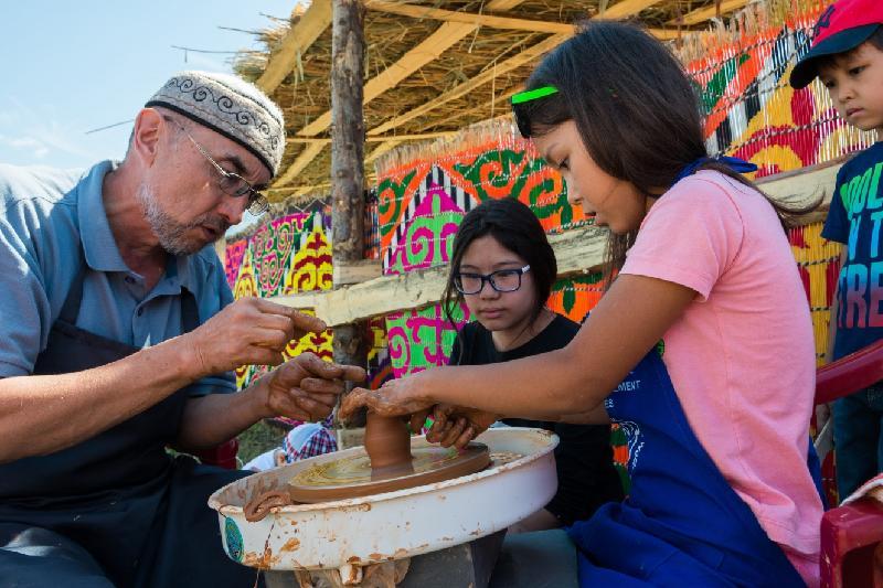 Культуру кочевников воссоздадут на фестивале близ Астаны