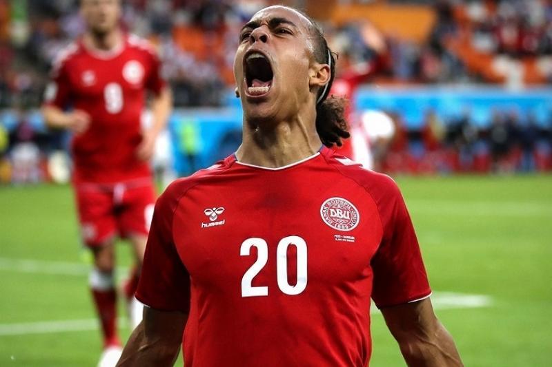 Футболдан ӘЧ: Дания Перу құрамасын жеңді