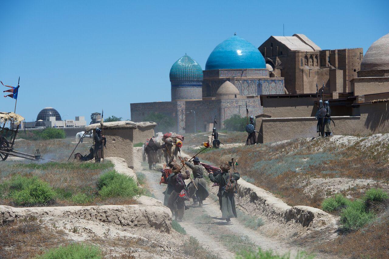 历史剧《哈萨克汗国》第二季拍摄工作迎来新进展
