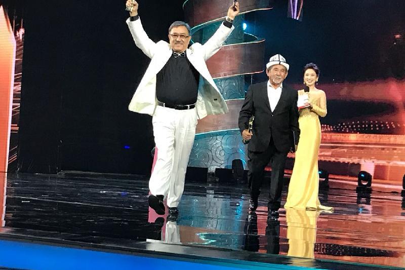 Қазақстандық актер Қытайда өткен кинофестивальде үздік атанды