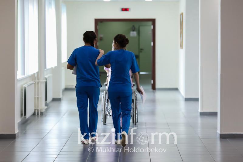 Соблюдавший пост ребенок госпитализирован с подозрением на менингит в Талдыкоргане
