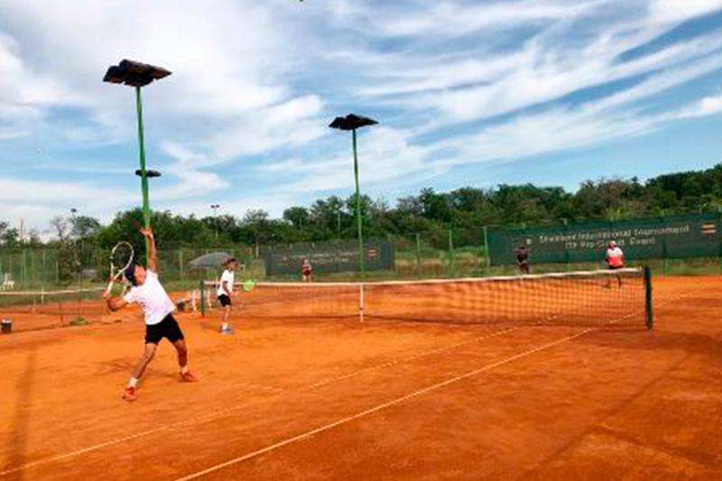 Шымкентский теннисист обыграл в финале соперника из Турции