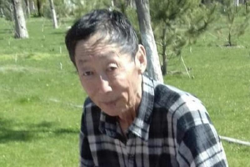 68-летнего мужчину разыскивает семья в Шымкенте