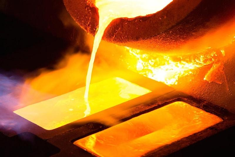 Kazakhstan's gold output up 7.8% in January-May 2019
