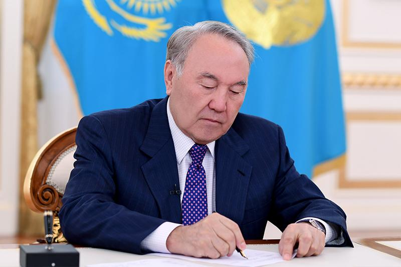 Nazarbayev signs decree on Address' implementation measures