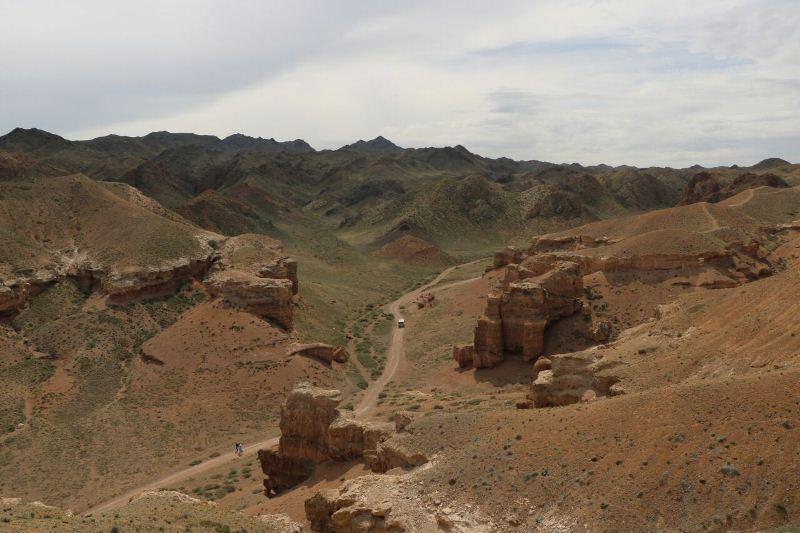 Дорога из Алматы до Чарынского каньона станет быстрее на полчаса