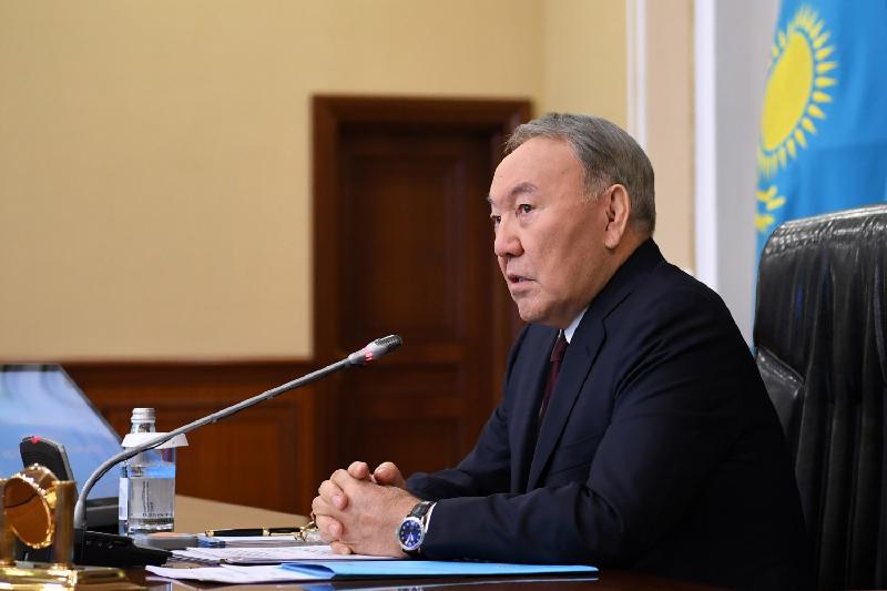 Нурсултан Назарбаев: Я рисковал своим политическим будущим