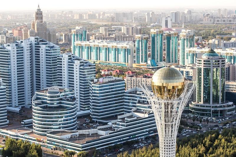 Сама новая столица и есть моя идея, чего скрывать – Нурсултан Назарбаев