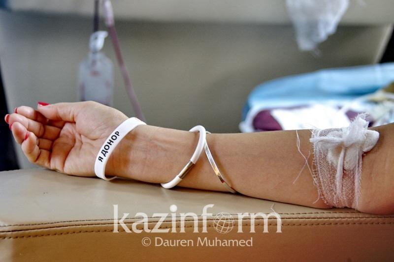Кровь для пострадавших в ДТП на остановке предлагают сдать атыраусцы