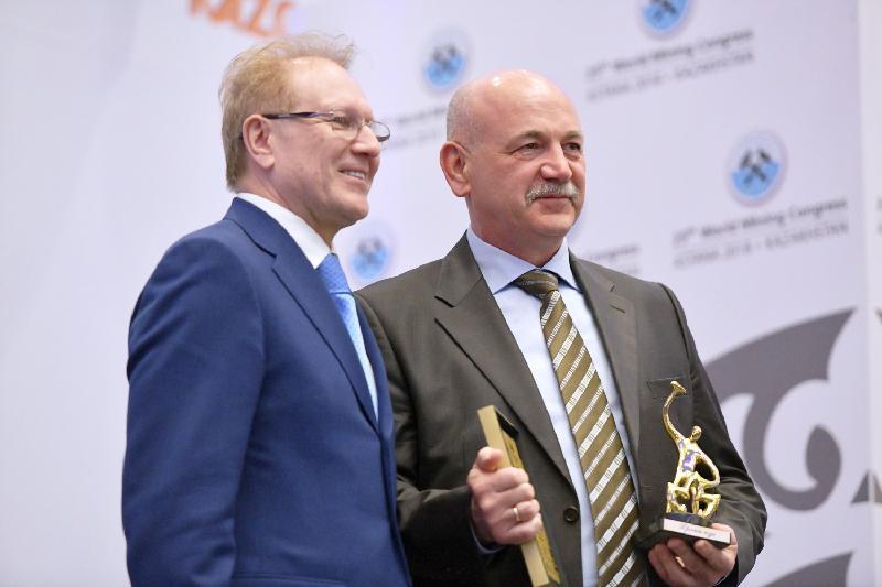Лучших геологов, горняков и металлургов наградили в Казахстане