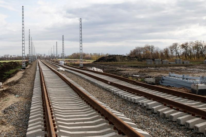 Объездной железнодорожный путь построят под Алматы