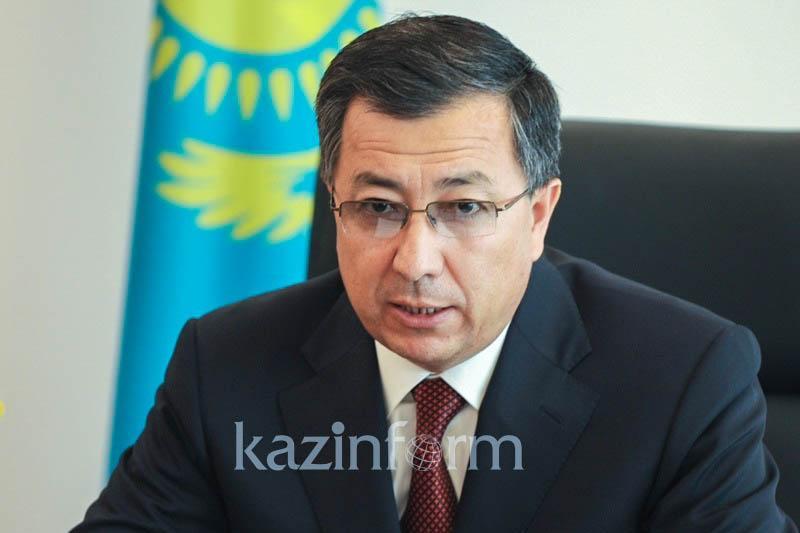 Turkestan region governor appointed