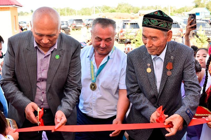 Санаторий-пантолечебница открылась в Актюбинской области