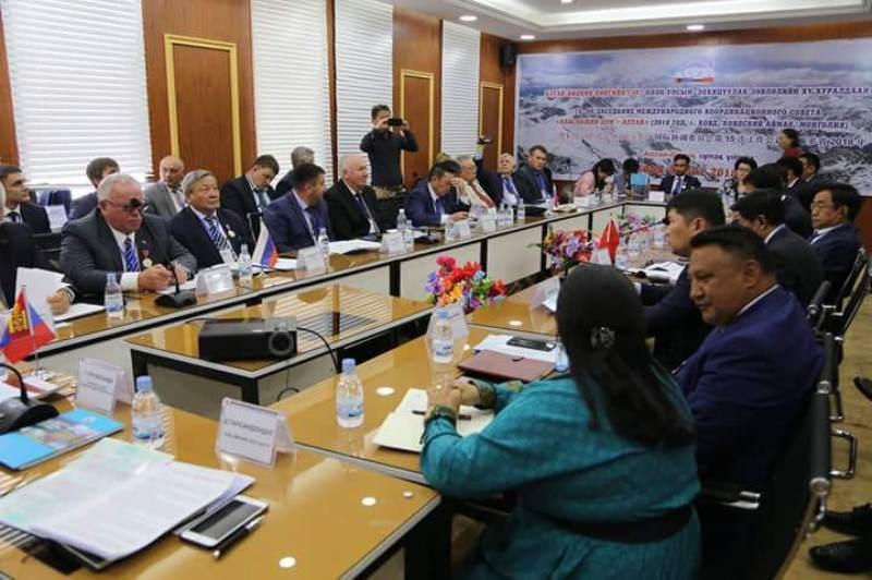 哈俄中蒙4国成立大阿尔泰经济委员会