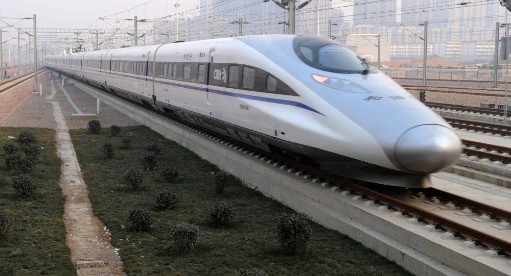 中国专家估计欧亚高铁总造价约为1万亿元人民币