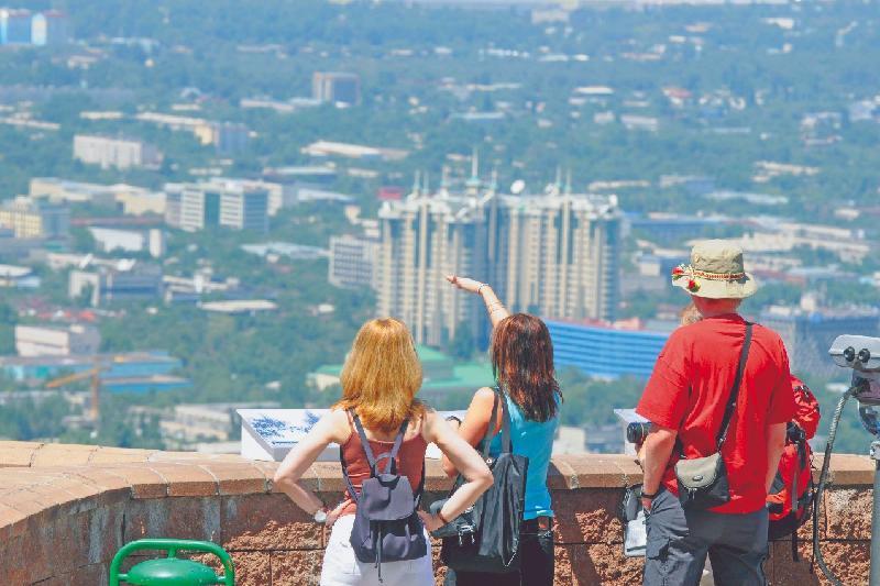 5月份首都和阿拉木图游客接待量将显著增长