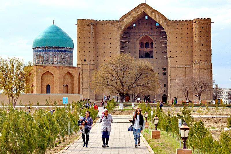 Kazakh MFA to support Shymkent and Turkestan rgn development