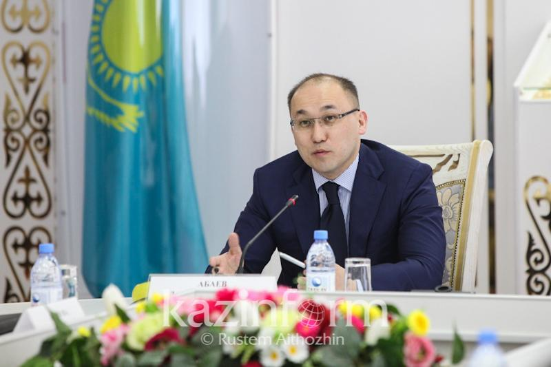 Kazakh Minister suggests a contest for journalism students with further employment