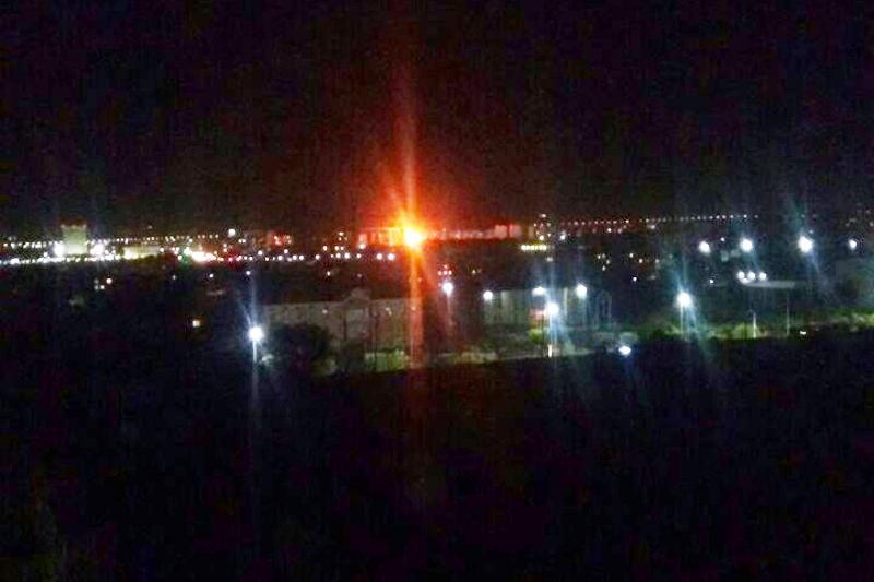 Строящаяся мечеть горела в Шымкенте
