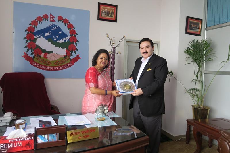 Қазақстан мен Непал туризм саласындағы ынтымақтастықты нығайтпақ