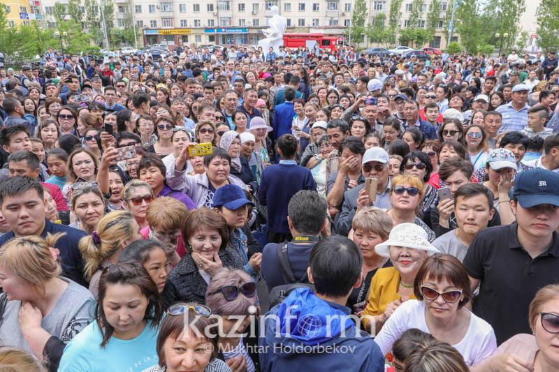 Астаналық түлек ҰБТ-ның арқасында ғашығын тапты