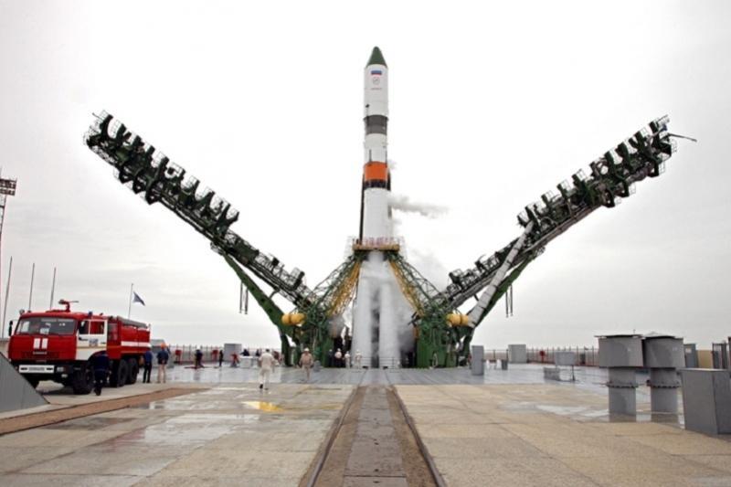 На Байконуре готовятся к запуску космического грузовика «Прогресс МС-09»