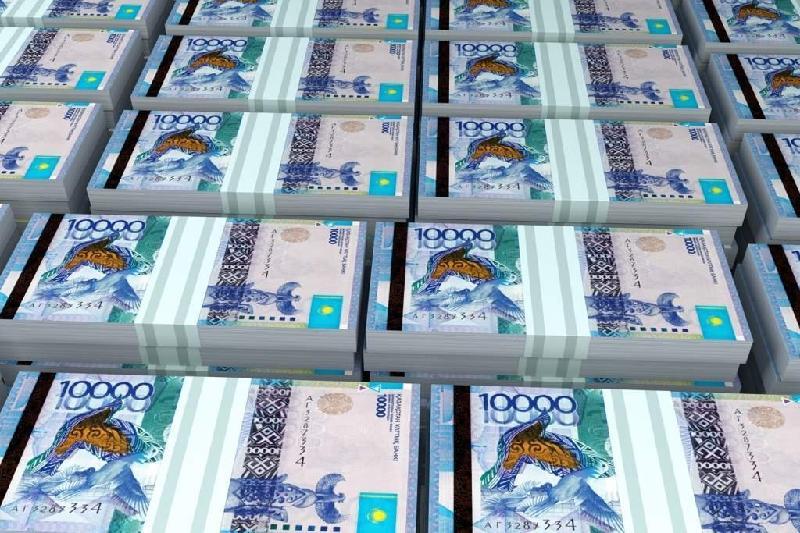 Более 2 трлн тенге находилось в наличном обращении в Казахстане в июле