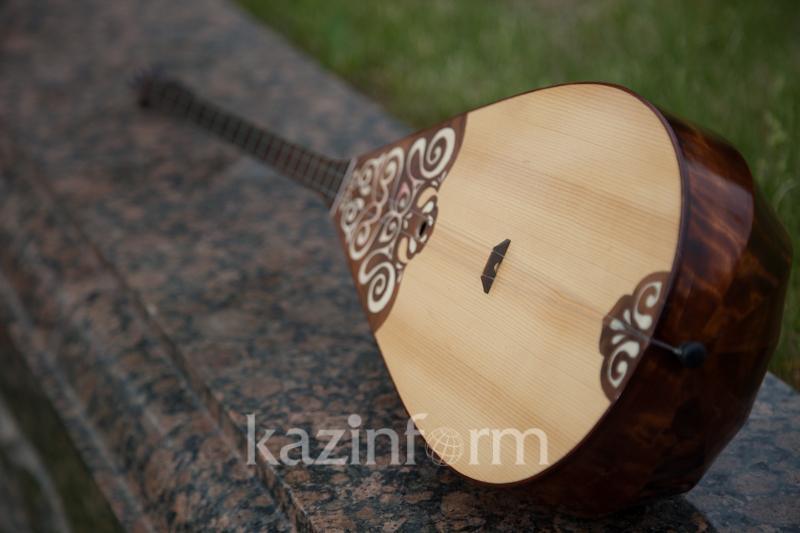 Казахстан празднует Национальный День домбры