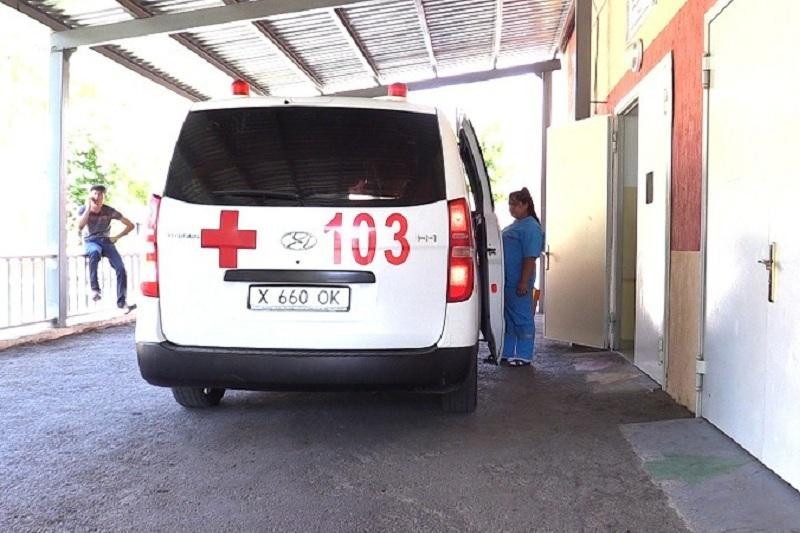 Гражданка Узбекистана умерла в ДТП на трассе в Туркестанской области