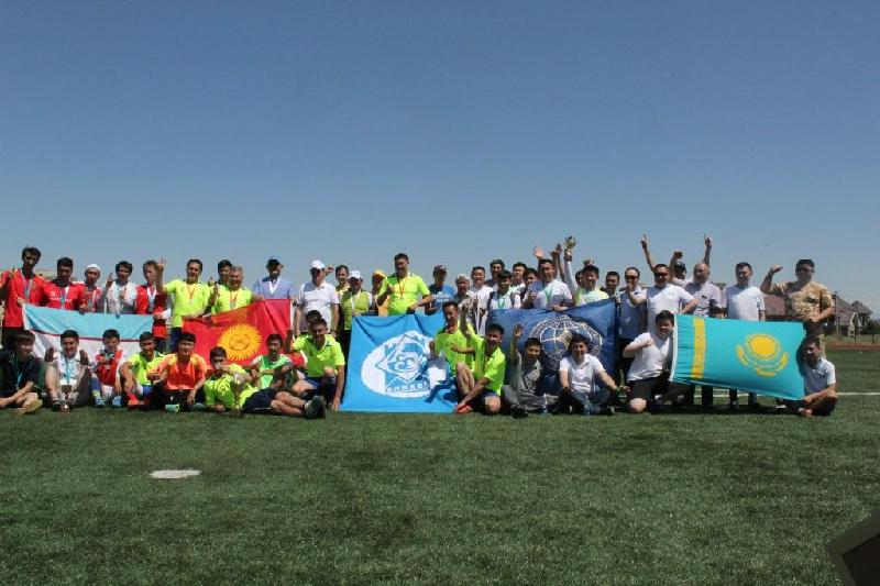 В Бишкеке разыгран кубок «Астана - город мира»