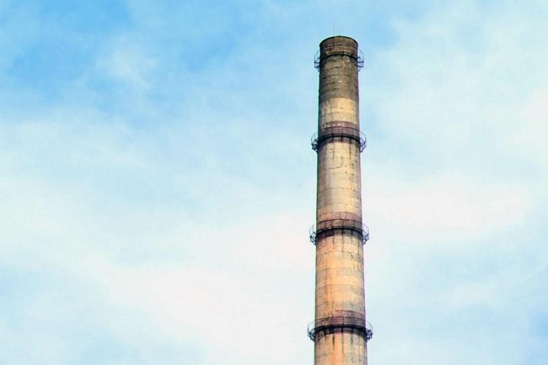 Снос 210-метровой трубы может вызвать землетрясение в Шымкенте