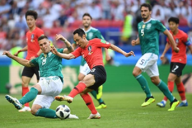 ӘЧ-2018: Оңтүстік Кореядан жеңілген Германия турнирден шығып қалды